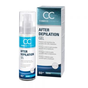 Cobeco pharma after depilation gel