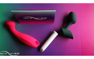 WeVibe Tango Pleasure Mate Collection Tess tesst - Sextoy review by Tess: We-Vibe Tango Pleasure Mate Collection