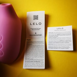 Sextoy review by tess: lelo sona