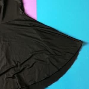 Cottelli collection plus maid's dress