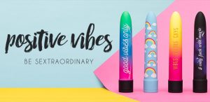 Lovehoney Positive Vibes + Giveaway