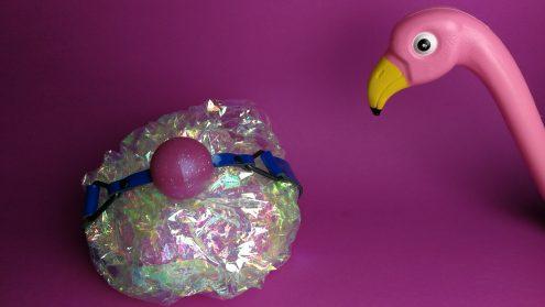 IMG 20180807 171601 495x279 - BDSM toy review by Tess: Pink Pony Club Ball Gag