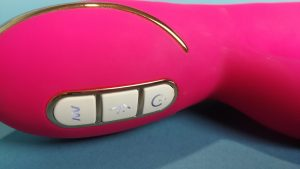 Sextoy review by tess: vibe couture rabbit gesture