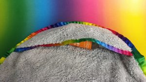 Cumpanion aftercare towel van anna rae