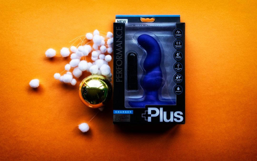 Blush Performance Plus Charger – Prostaat stimulator Review