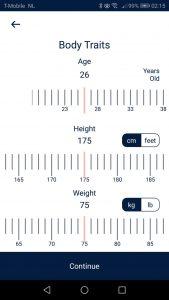 Lovely 2. 0 vibrerende cockring met app