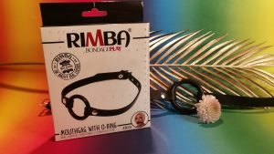 Bdsm toy review by tess: rimba mouthgag with o-ring
