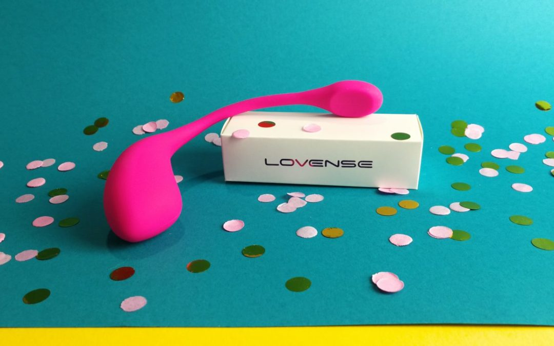 Lovense Lush 2.0 review!   Seks toy Review door Tess