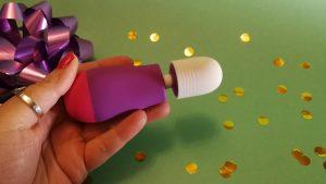 Blush aria vibra wand