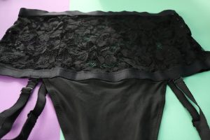 IMG 2758 300x200 - Curve Monique Bra & High Waisted Gartered Panty