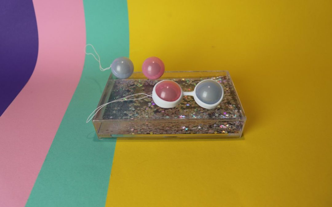 Toy review by Tess: Lelo Luna Beads Mini