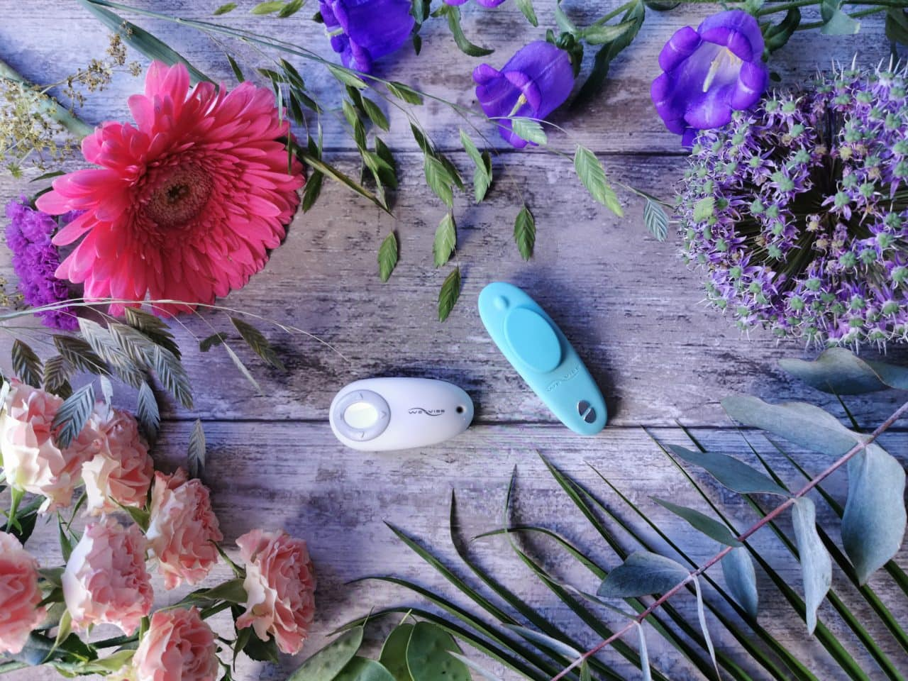 We-Vibe Moxie Wearable Clitoral Vibrator
