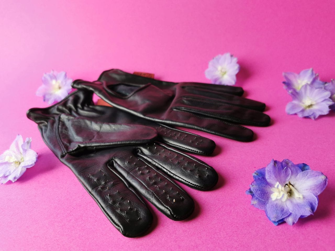 BDSM toy review by Tess: MEO Spiked Slave Pleasure Gloves From Dr. Sado