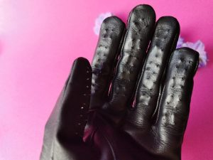 IMG 20190724 211354 300x225 - MEO Spiked Slave Pleasure Gloves From Dr. Sado