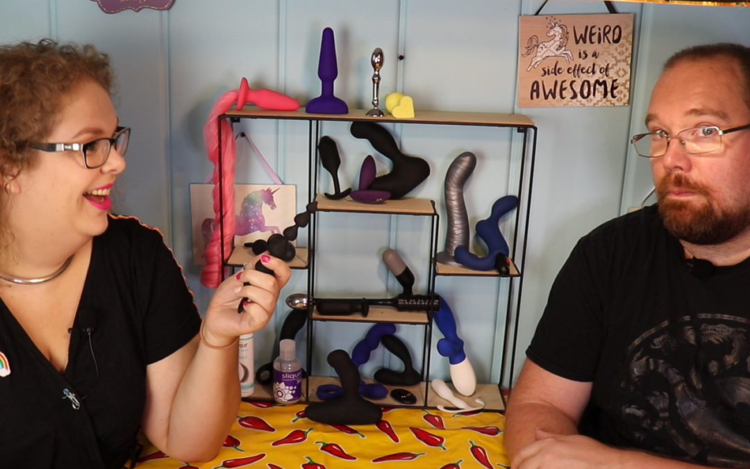 Vlog: Alles over buttplugs en andere anale toys