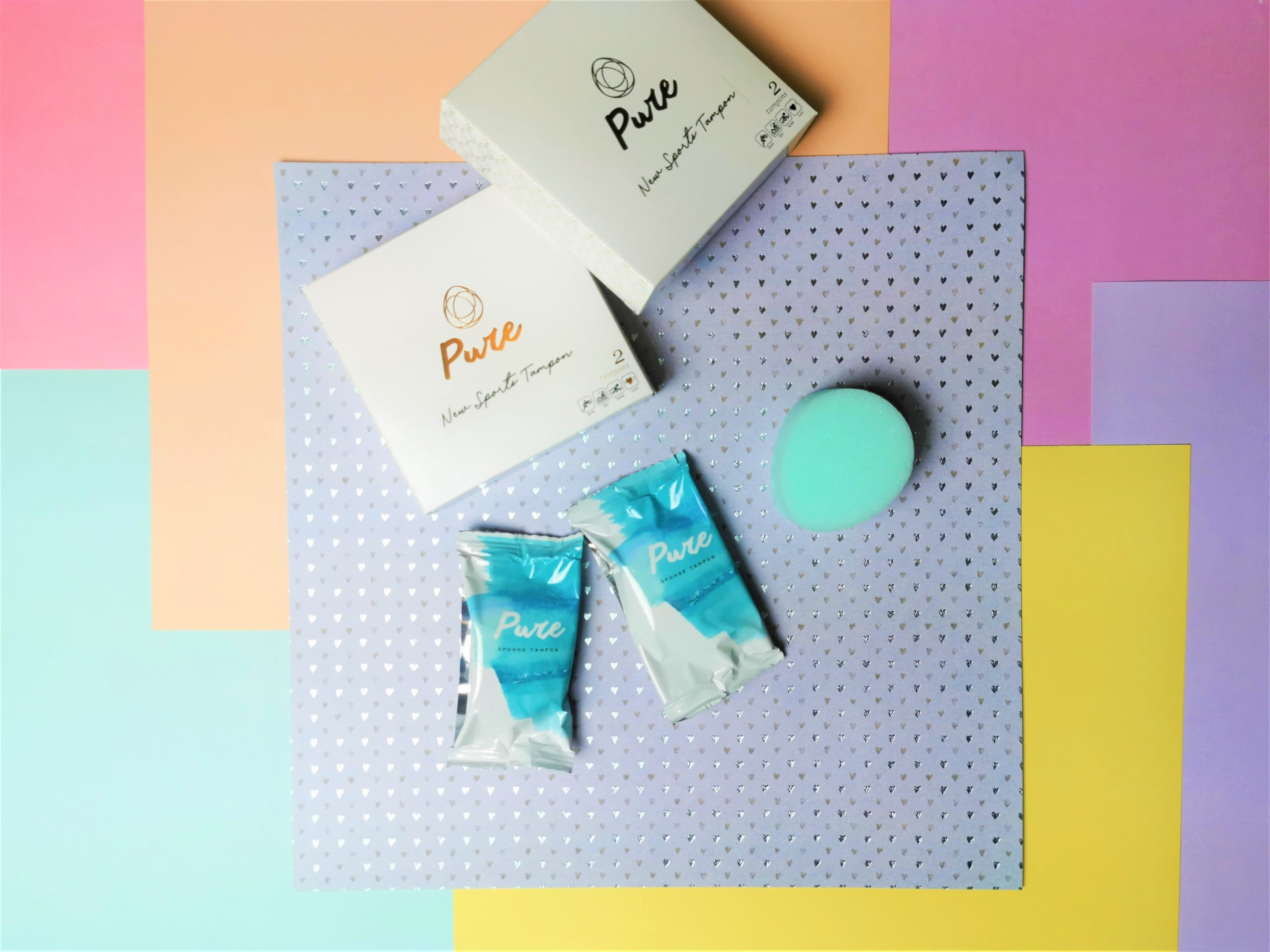 Review door Tess: Beppy Pure Tampons
