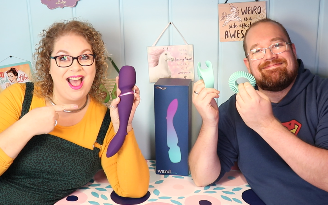 Vlog: We-Vibe Wand Review