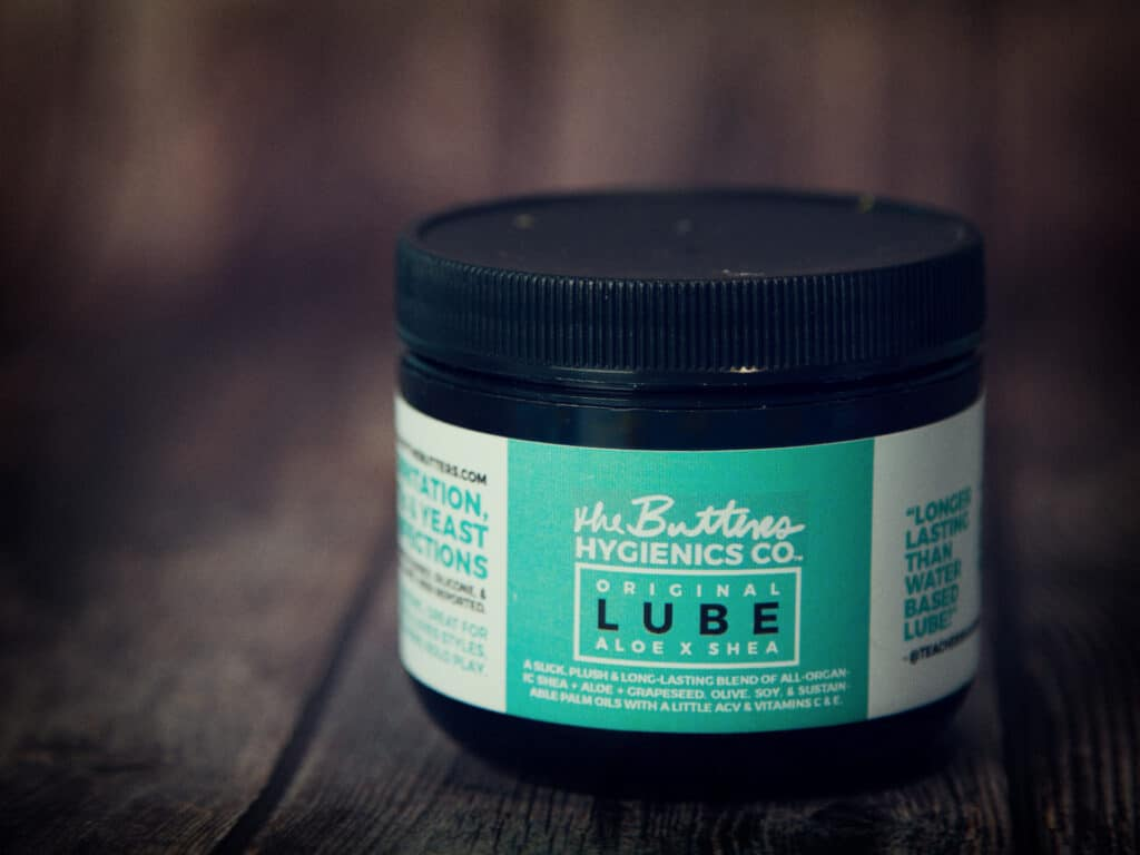 The butters original lube