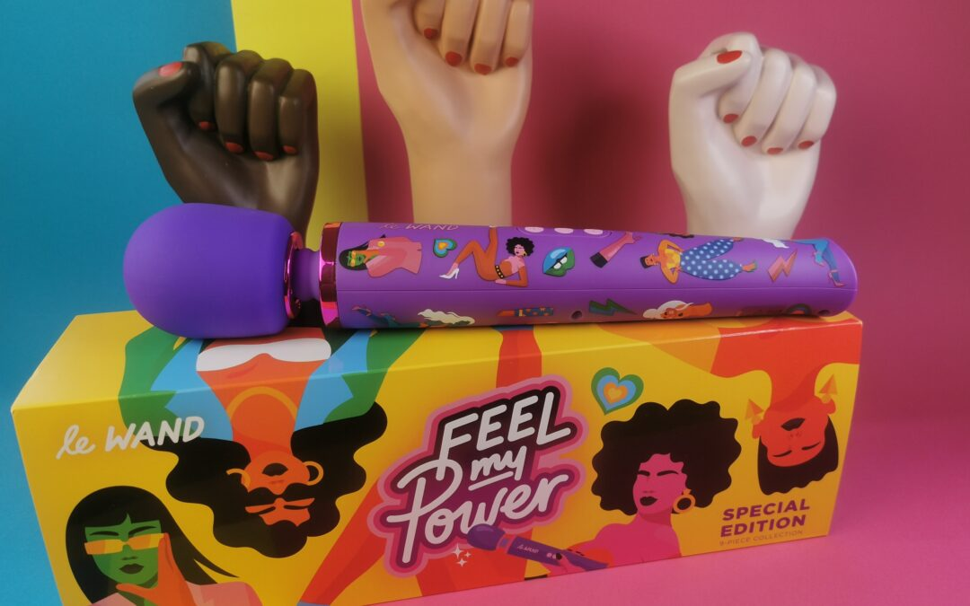 le WAND Special Edition Feel My power